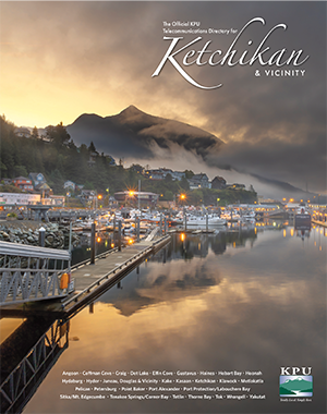 Ketchikan Directory - Book Cover